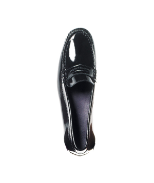 Sebago Patent-Leather Loafers