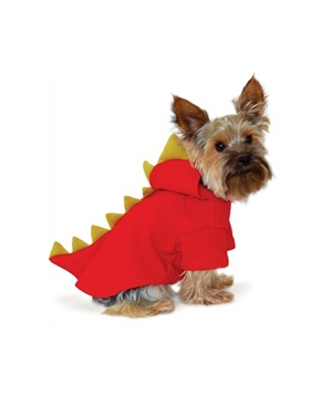 Dragon Hoodie Dog Costume