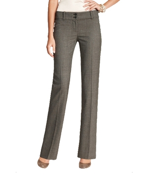 Modern Houndstooth Pant