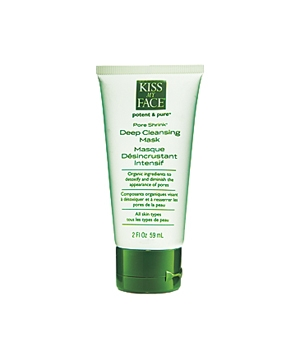 Kiss My Face Cleansing Mask