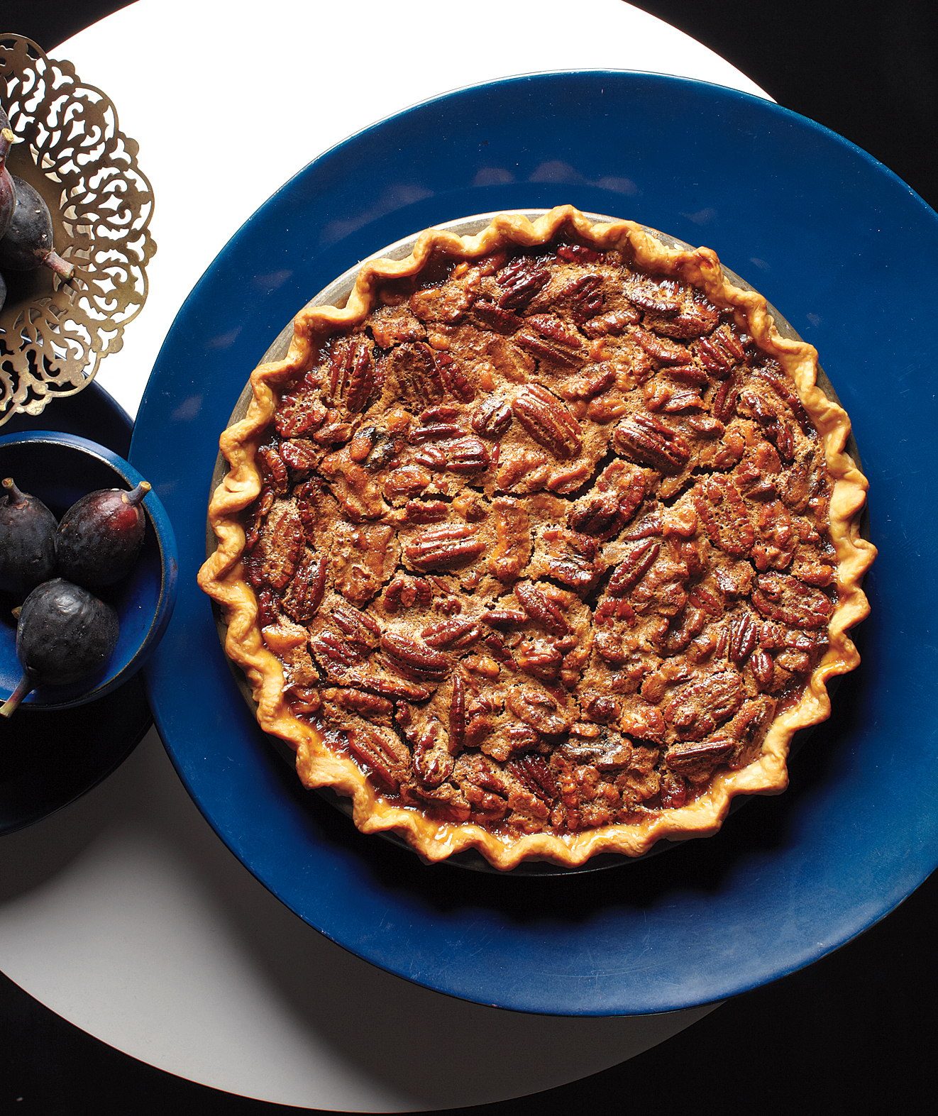 Pecan and Walnut Pie