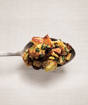 Fig and Pine Nut Stuffing