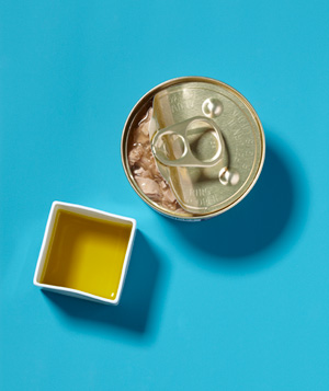 Olive Oil as Cat Food Supplement