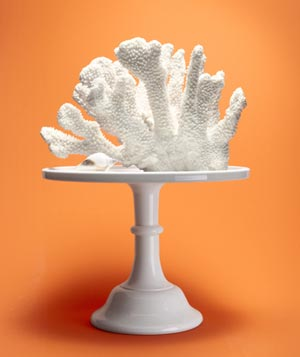 Cake stand as display stand