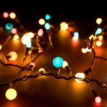 An Easy Lights-Per-Foot Christmas Tree Guide