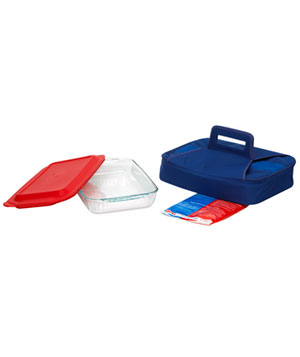 Bakeware Dish with Carrier