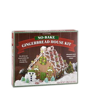 Williams-Sonoma Gingerbread House Kit
