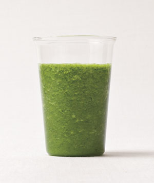 Kale-Apple Smoothie