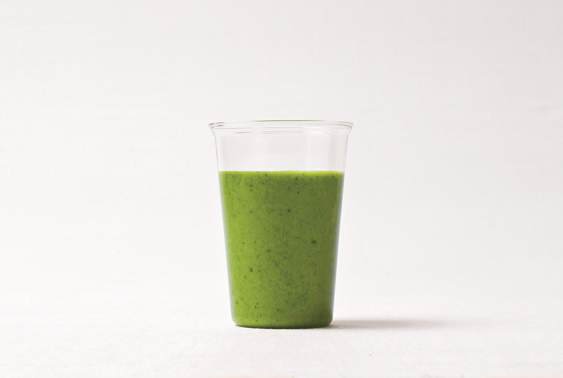 Spinach, Grape, and Coconut Smoothie