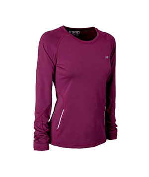 Long Sleeve Performance Top by New Balance