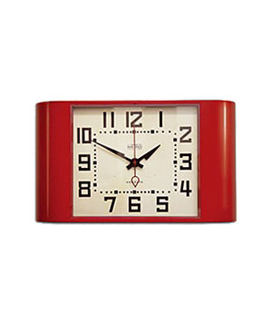 Metro Wall Clock by Newgate Metro