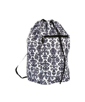 Paris Damask Big Laundry Clothes bag