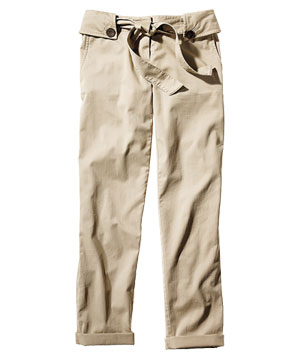 The Limited Cotton Pants