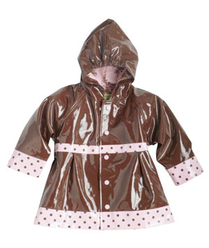 Frenchy French Raincoat by Piper Lime