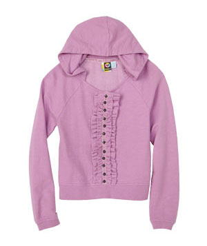 Lucky Star Hoodie by Roxy