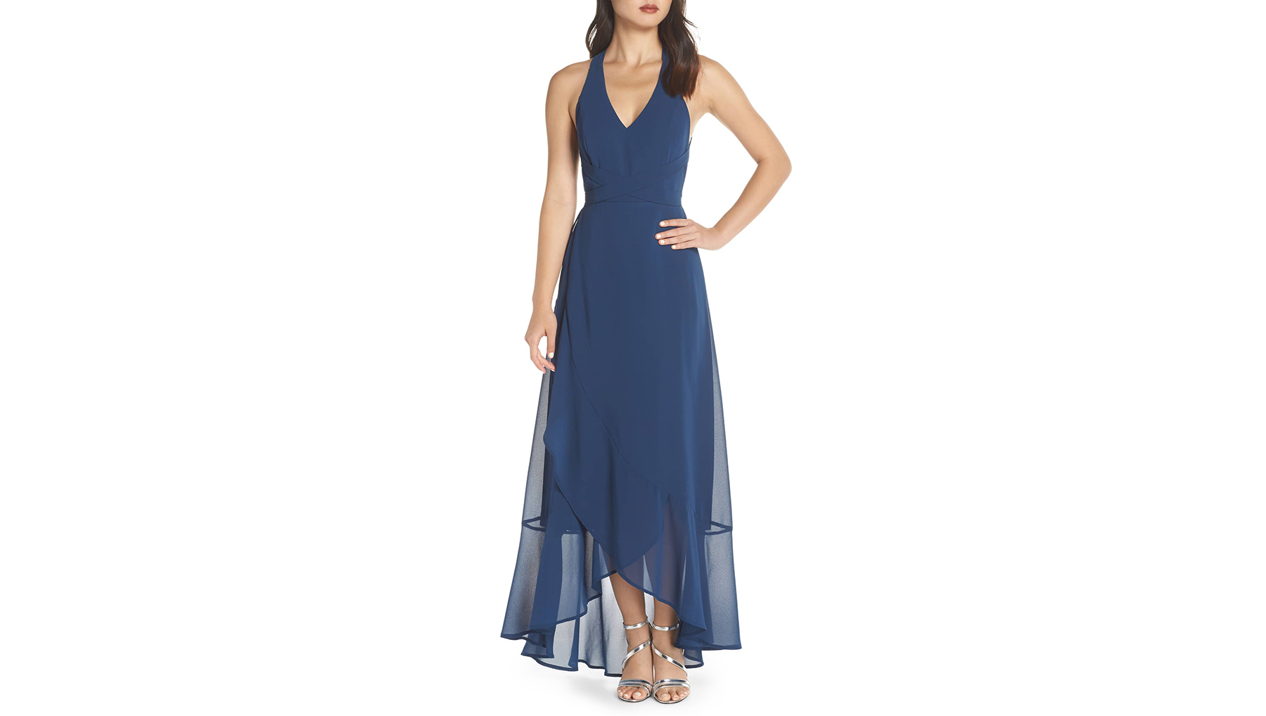 Lulus Wrap of Luxury Convertible Gown
