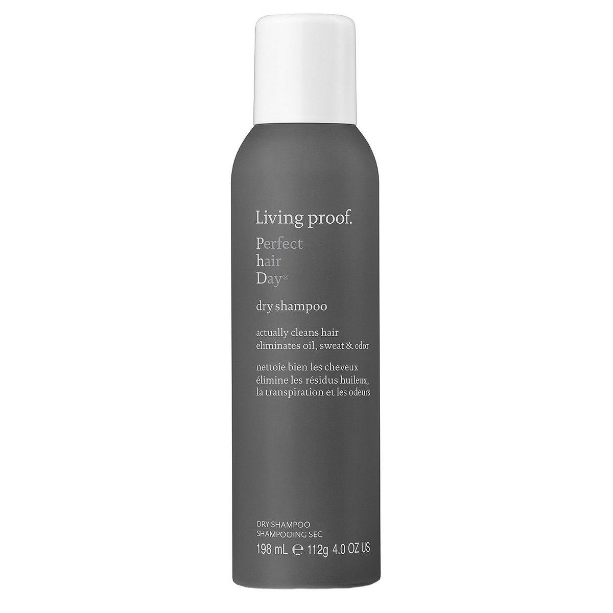 Best Smelling Option: Living Proof Perfect Hair Day Dry Shampoo