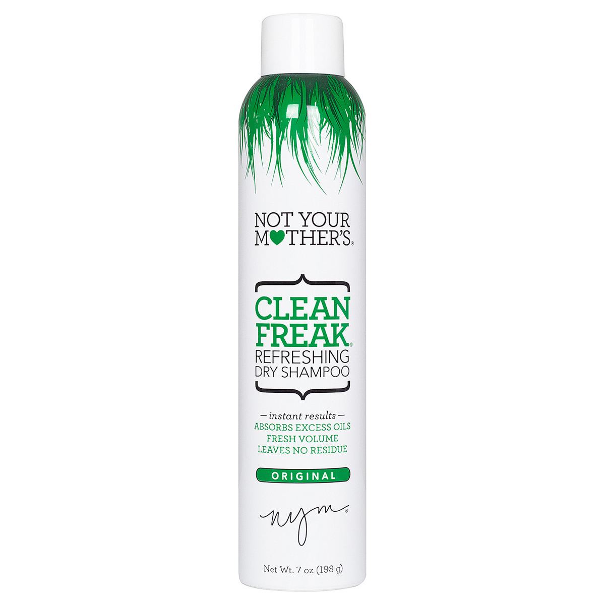 Best Unscented Option: Not Your Mother's Clean Freak Dry Shampoo