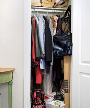The Closet, Before
