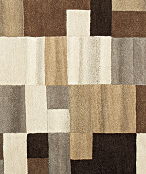 Denali rug by Crate and Barrel