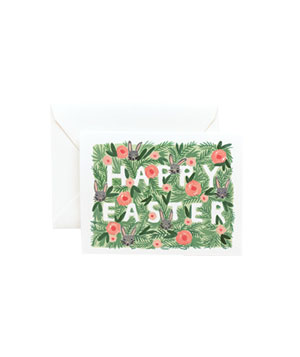 Easter Palms card