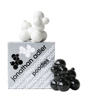 Jonathan Adler Poodle Salt and Pepper Shakers