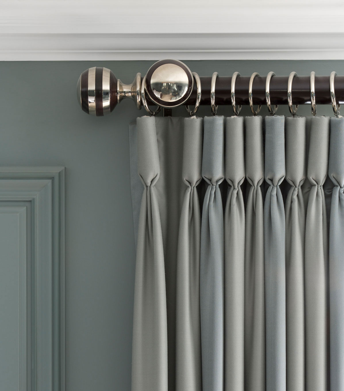 Curtains and Window Treatments Guide - Types of curtain rods