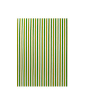 Jack and Lulu Green Stripes