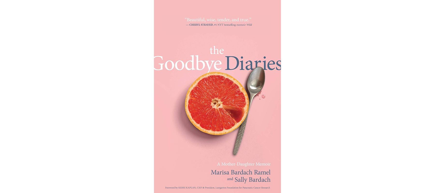 Cover of The Goodbye Diaries, by Marisa Bardach Ramel and Sally Bardach