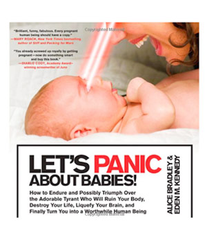 Let's Panic About Babies by Alice Bradley and Eden M. Kennedy