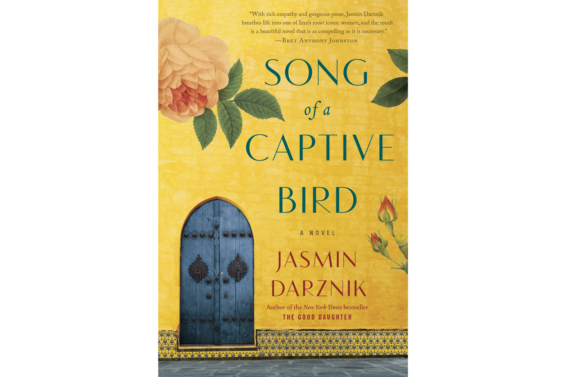 Song of a Captive Bird, by Jasmin Darznik