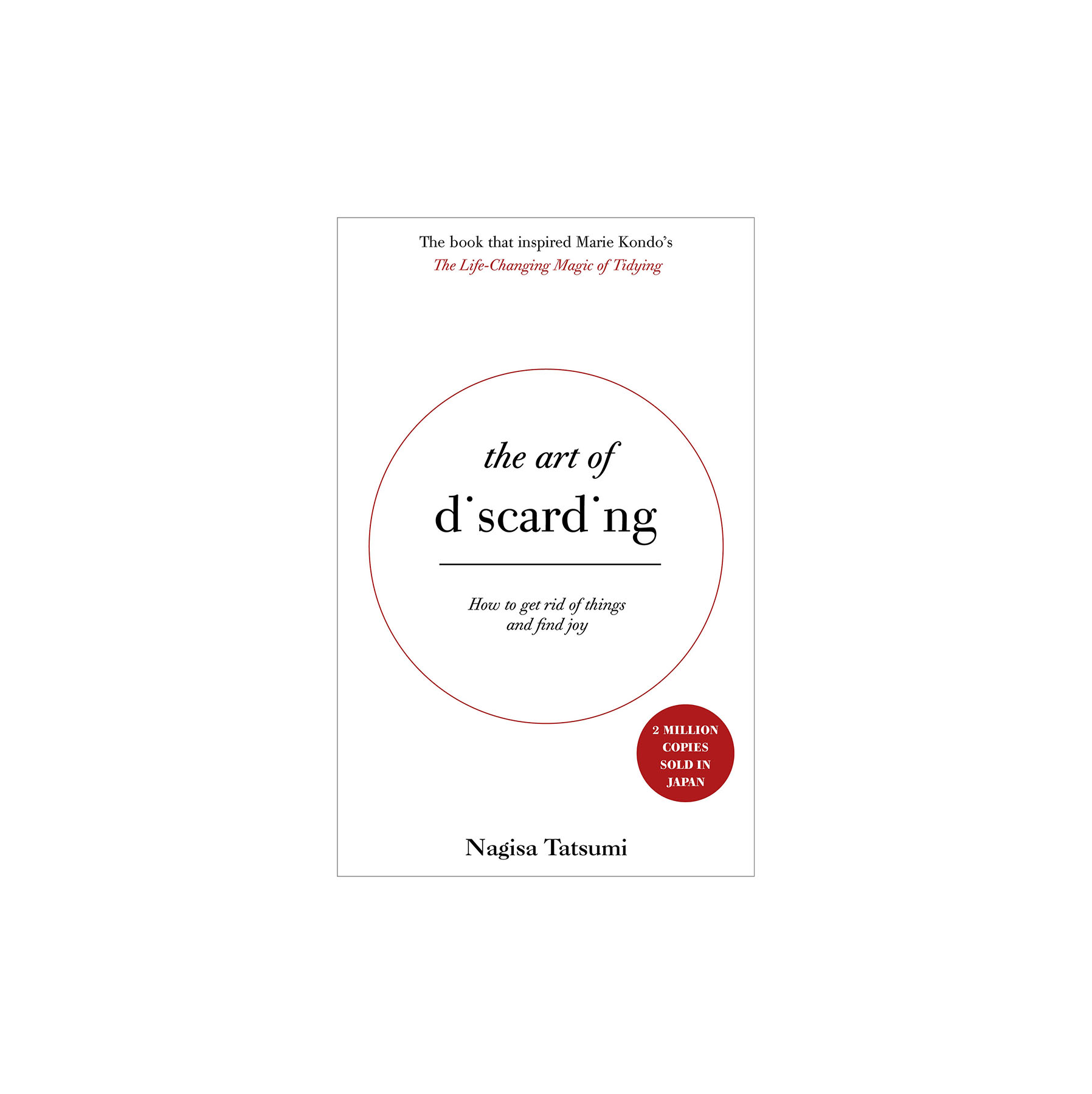 The Art of Discarding, by Nagisa Tatsumi
