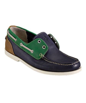 Cole Haan Air Yacht Club Boat