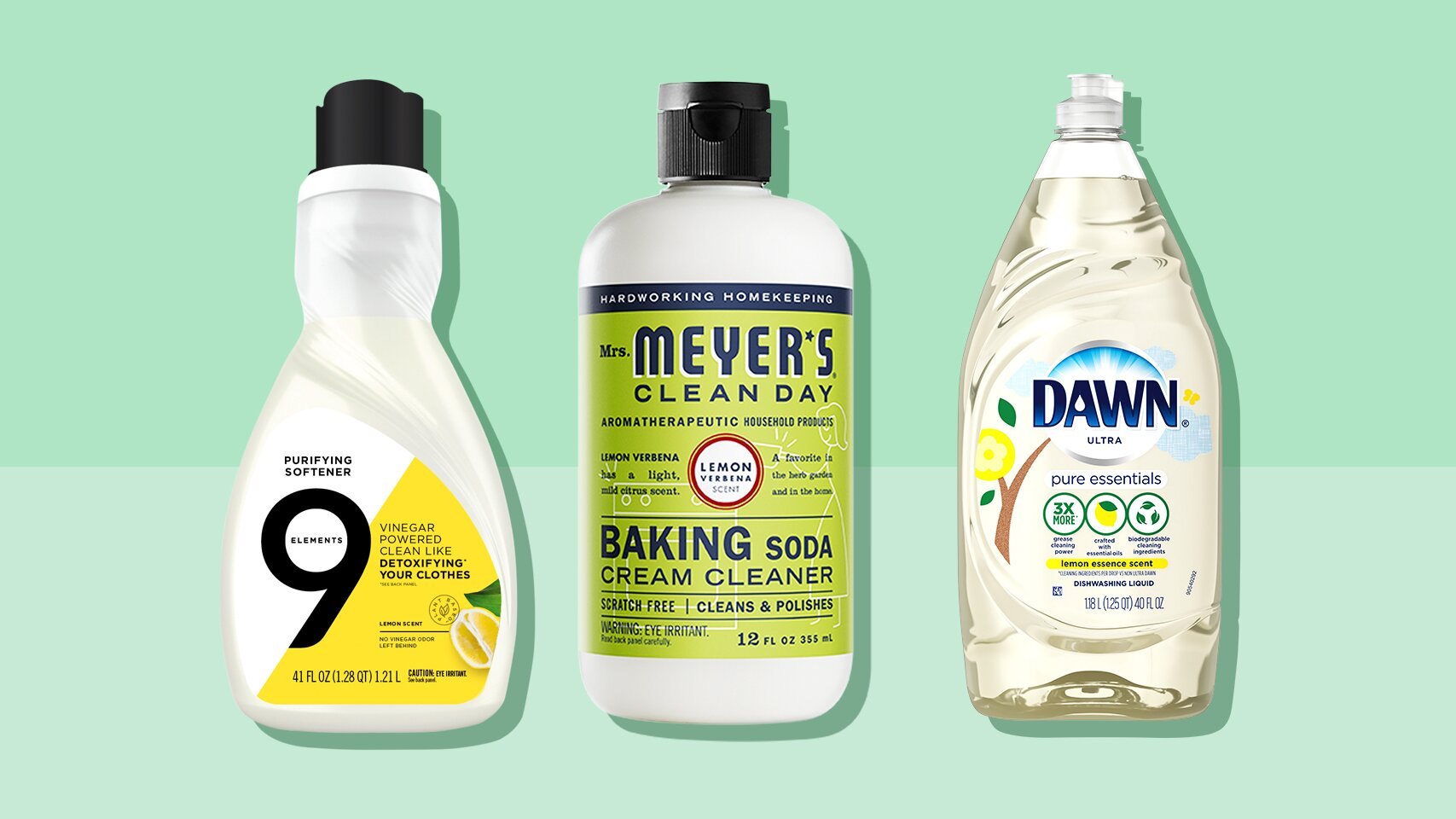 9 Best Green Cleaning Products For A