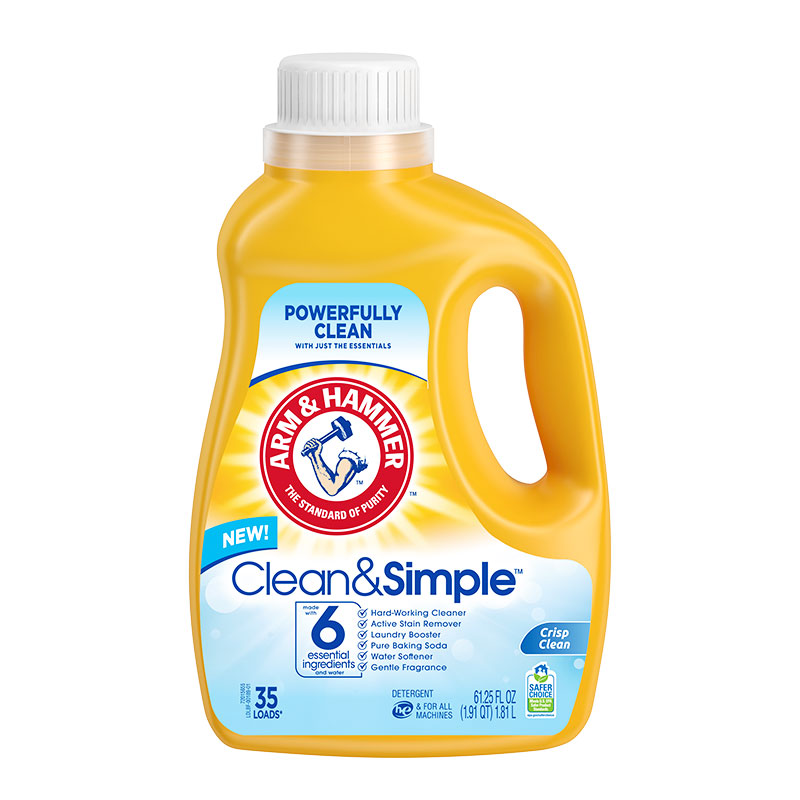 Green Cleaning Products: Arm & Hammer Clean & Simple