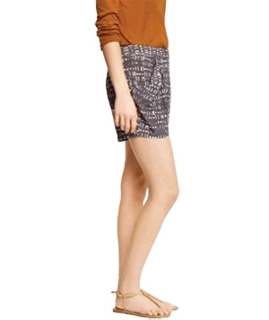 J. Crew Batik Saunter Short