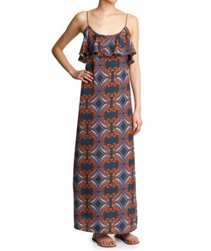 Hive and Honey Boho Maxi Dress
