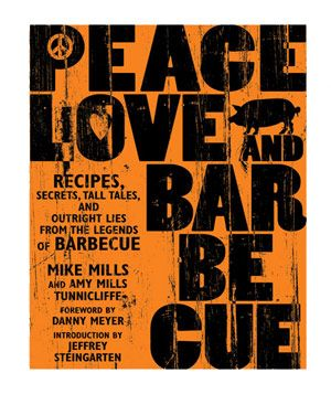 Peace Love and Barbeque
