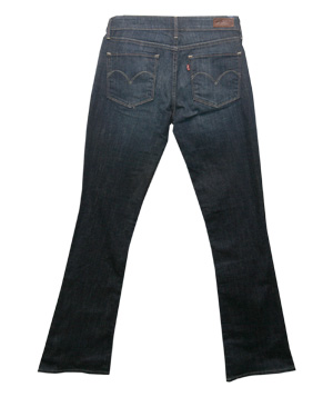 Demi Curve jeans by Levi's Curve ID