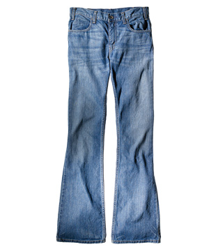 Levi's 646 Flare jeans