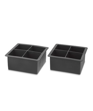 King Cube Silicone Ice Cube Trays