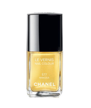 Chanel Nail Colour in Mimosa