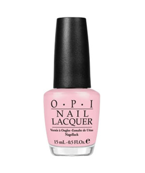 Opi in In the Spot-Light Pink