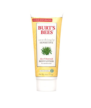 Burt's Bees Soothingly Sensitive Buttermilk Body Lotion