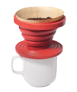 One-Cup Coffee Brewer