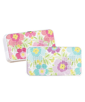 Tropical Floral Must-Have Mini-Speaker