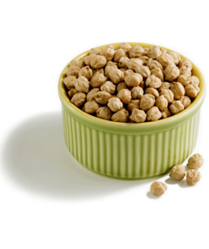 Chickpeas/Garbanzo Beans ($1.19 per 15.5-ounce can or $0.31 per ½-cup serving)