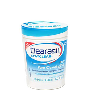 Clearasil StayClear Daily Pore Cleansing Pad