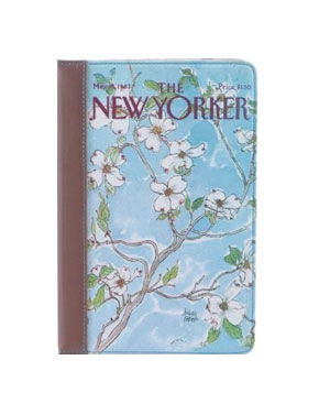 The New Yorker Kindle Jacket