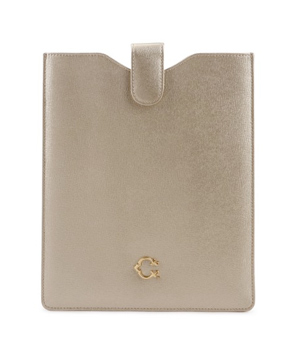 Saffiano Leather Tablet Case